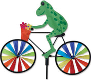 "20"" Tree Frog Bicycle Spinner"