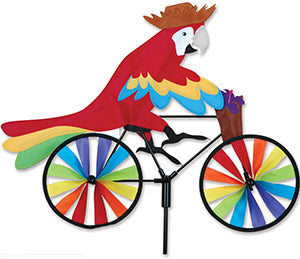 "20"" Parrot Bicycle Spinner"