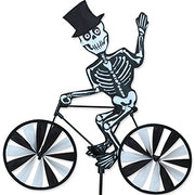 "20"" Skeleton Bicycle Spinner"