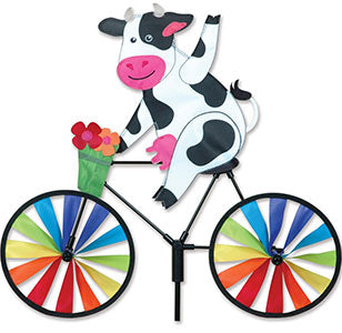 "20"" Cow Bicycle Spinner"