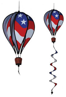 "Patriotic 16"" Hot Air Balloon"