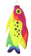 Rainbow Damsel Fish 3-D Windsock