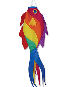Rainbow Wrasse Windsock