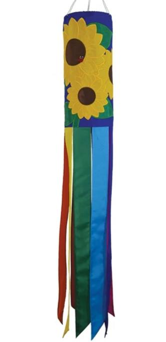 Sunflowers Windsock
