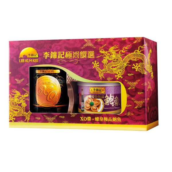 Abalone in Premium Oyster Sauce Gift Box