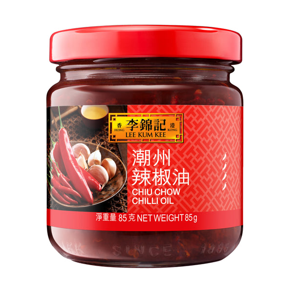 Chiu Chow Chili Oil 85g | 潮洲辣椒油 85克