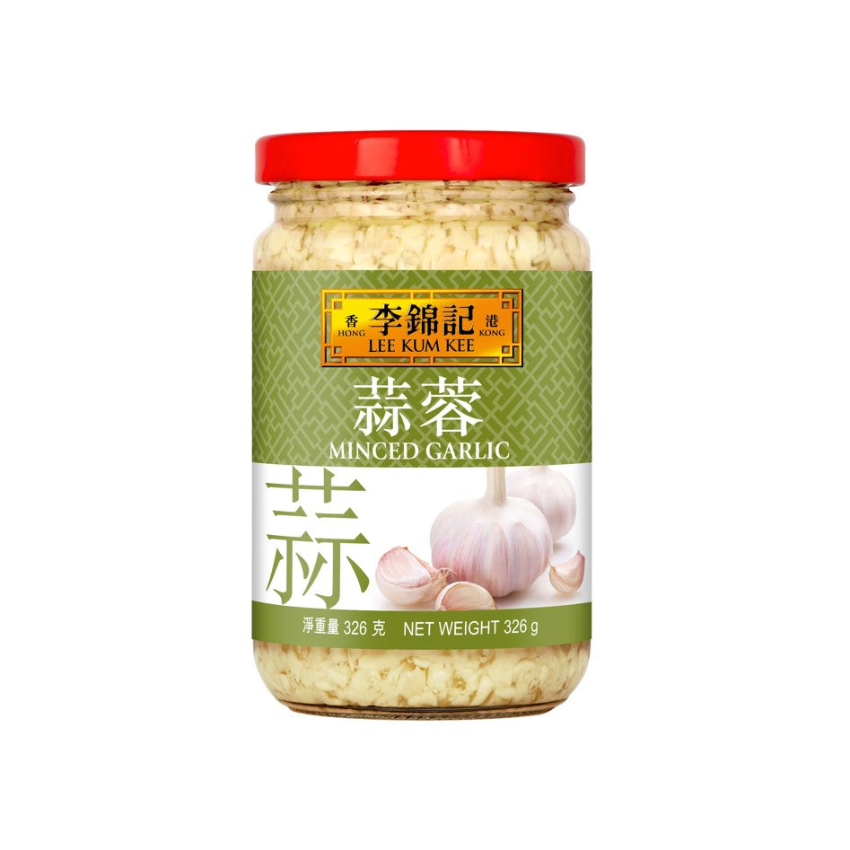 Minced Garlic 326g