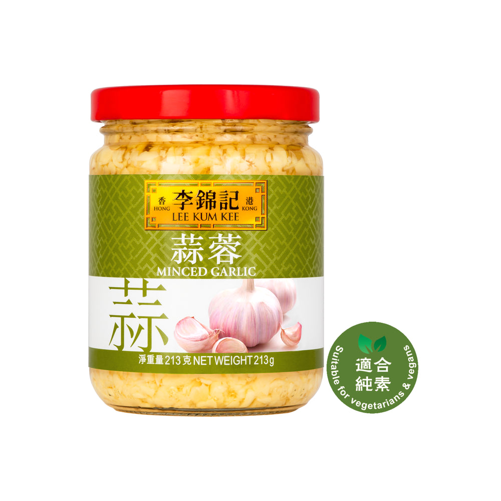 Minced Garlic 213g