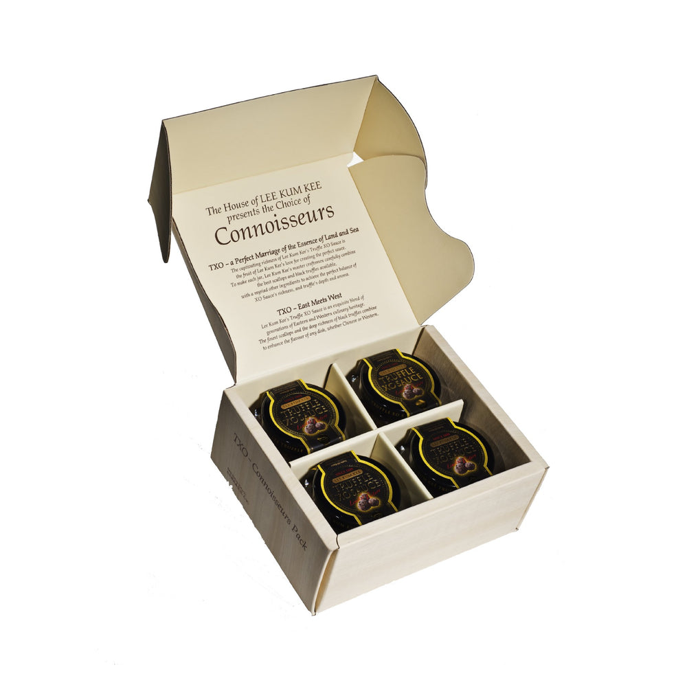 Truffle XO Sauce - The Connoisseurs Pack | 黑松露XO醬 - The Connoisseurs Pack