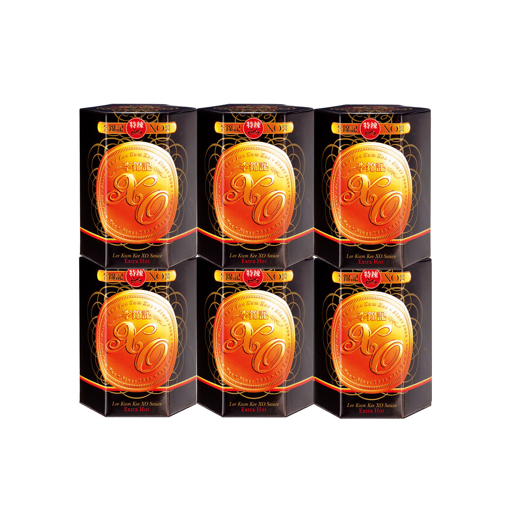 XO Sauce (Extra Hot) 220g x6 (1 box)