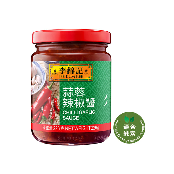 Chili Garlic Sauce 226g | 蒜蓉辣椒醬 226克
