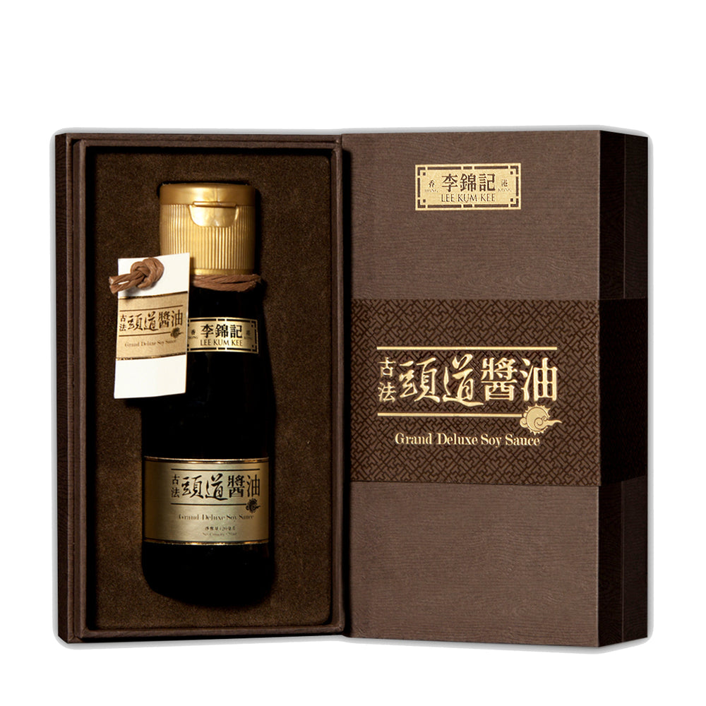Grand Deluxe Soy Sauce 115ml