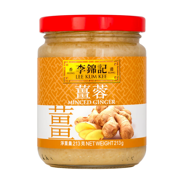 Minced Ginger 213g | 薑蓉213克