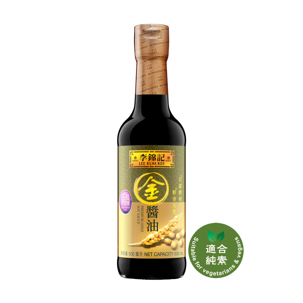 Premium Gold Soy Sauce 500ml