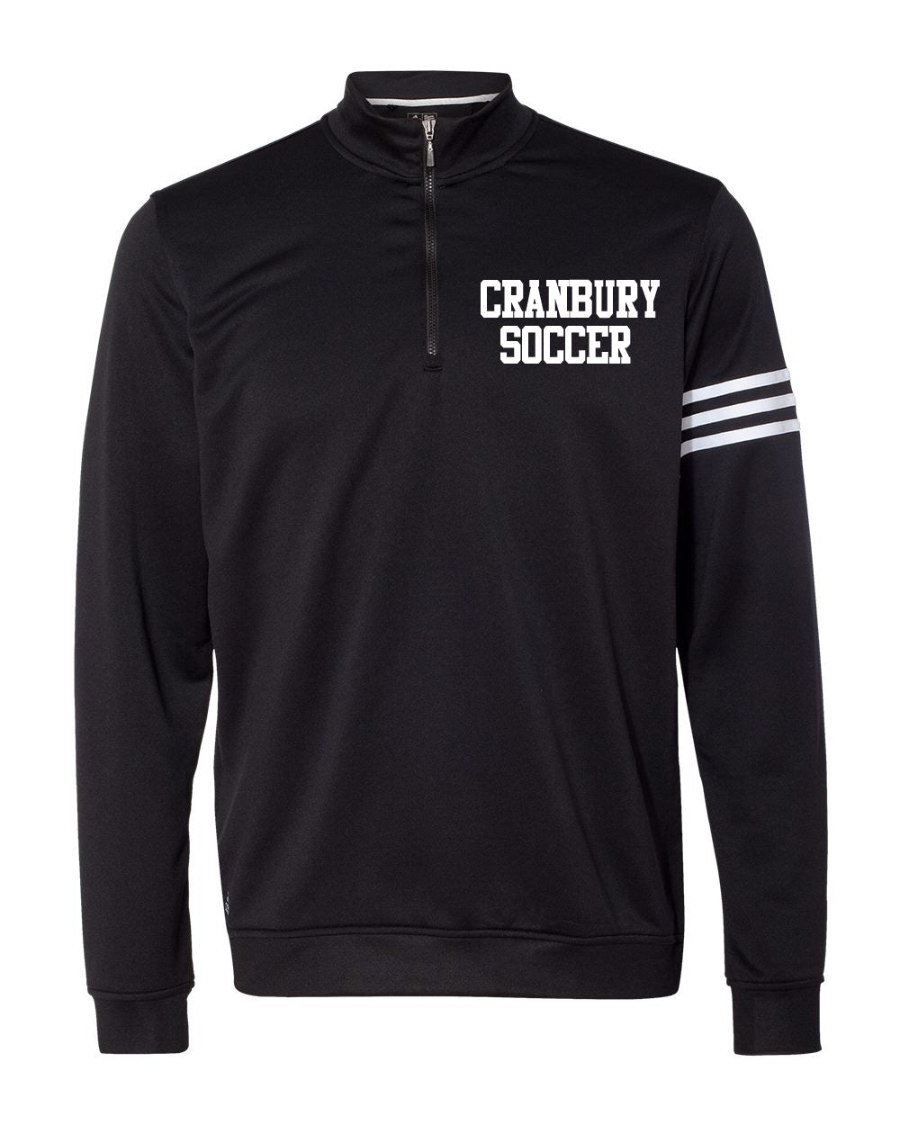 ADIDAS - ClimaLite French Terry Quarter-Zip Pullover