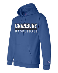 PERSONALIZED CHAMPION HOODED SWEATSHIRT