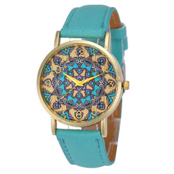 Tribe Pattern Watch (5 colors)