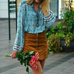 Gypsy Style Blouse