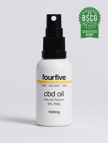 4FIVE CBD 0% oil