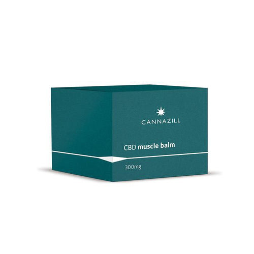 Cannazill CBD Muscle Balm 30ml - 300mg