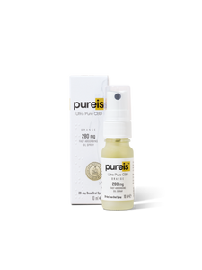 Pureis Fast Absorbing Orange Oil 280mg 10ml Spray
