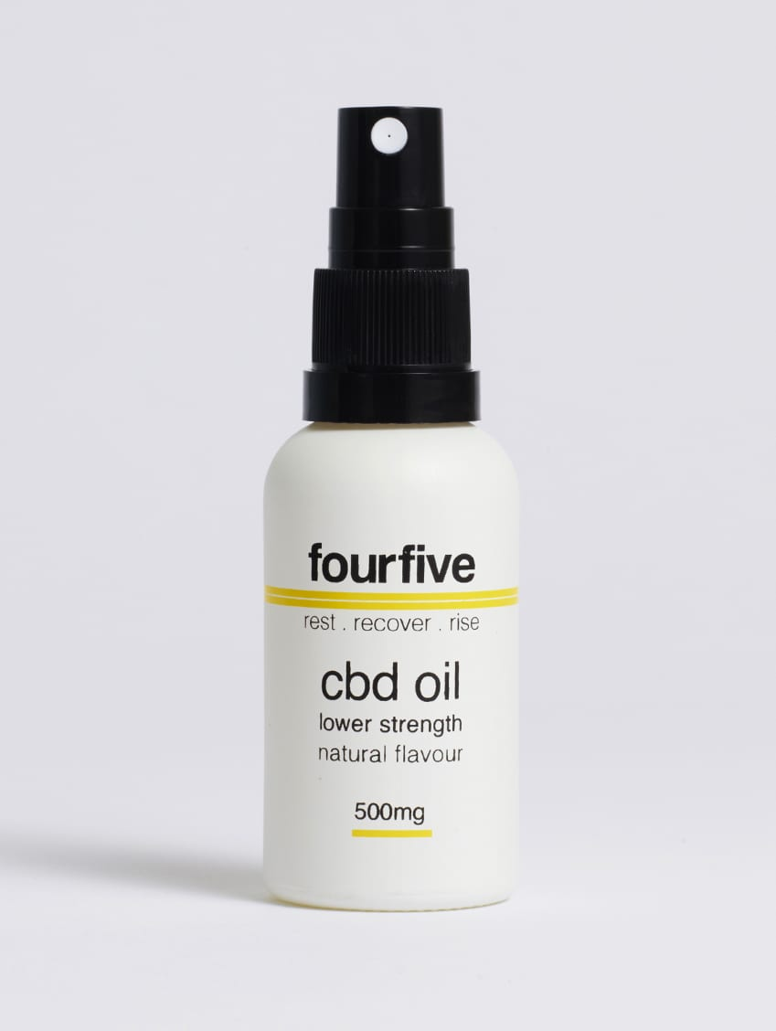 4FIVE CBD Oil 1000mg 30ml