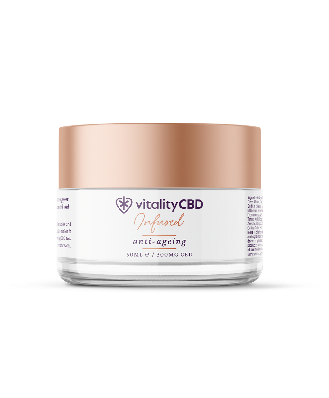 Vitality CBD Anti-ageing Cream