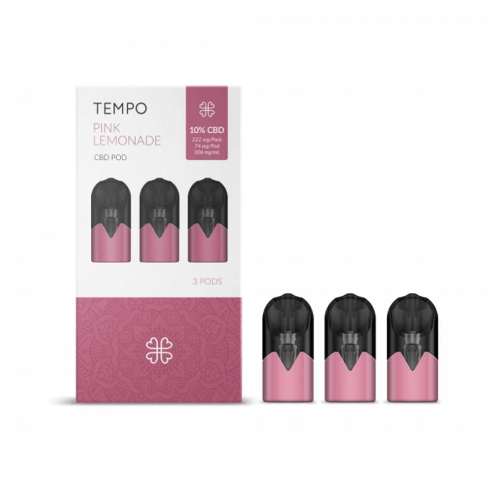 Harmony: Tempo (3 Pack) Pink Lemonade - 222mg