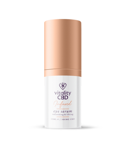 Vitality CBD Infused Eye Serum