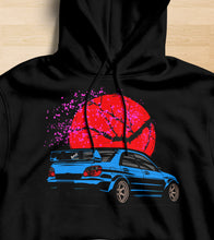 Load image into Gallery viewer, Subaru Cartoon Hoodie