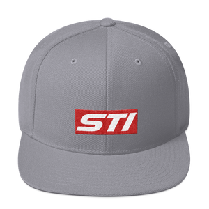 STl Embroidered Hat