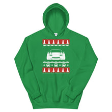 Load image into Gallery viewer, Miata Christmas Hoodie
