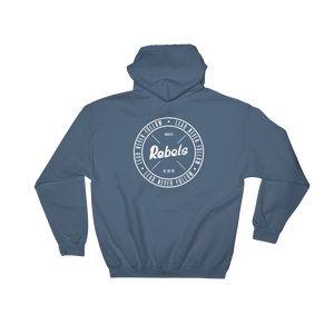 Lead Never Follow Rebels Hoodie