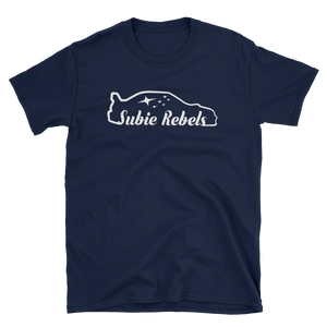 Subie Rebels Outline T-Shirt