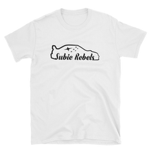 Load image into Gallery viewer, Subie Rebels Outline T-Shirt
