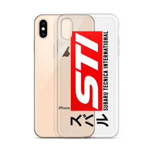 STI iPhone Case