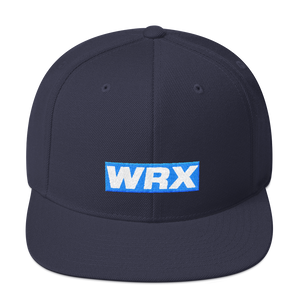 WRX Embroidered Hat