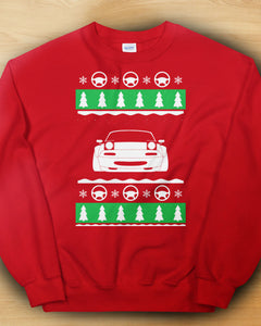 Miata Christmas Sweater