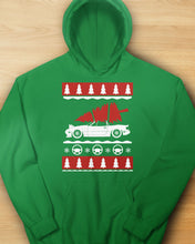 Load image into Gallery viewer, Miata Tree Christmas Hoodie