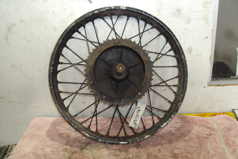 Ariel Square Four Rear Wheel ***