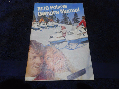 Polaris Owners Manual ***