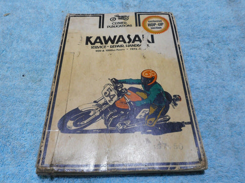 Kawasaki Workshop Manual ***