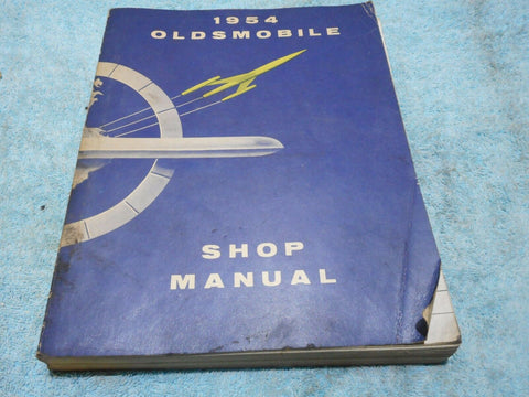 Oldsmobile Shop Manual ***