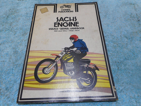 Sachs Engines Workshop Manual ***