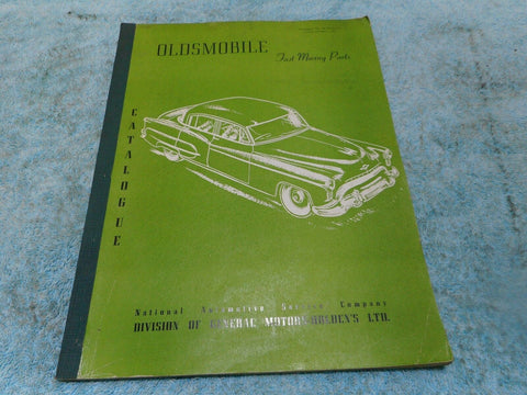 Oldsmobile Spares List ***
