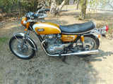 Yamaha XS1B untouched original bike in excellent condition