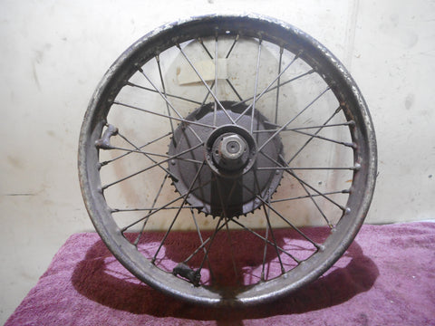 Ariel Plunger Rear Wheel
