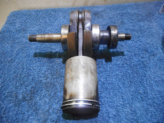 villiers - Engine - Central Motor Cycle