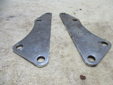 Velocette MAC Front Engine Plates