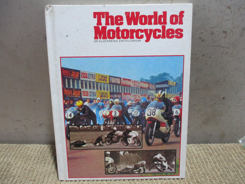 The World of Motorcycles Book